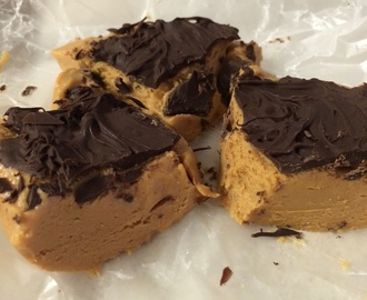 Peanut Butter Love Fudge