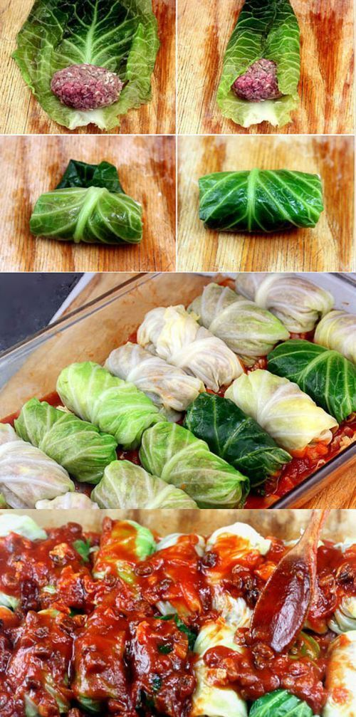 Stuffed Cabbage Rolls – Like Grandma Used To Make