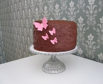 Lovely Layer Chocolate Cake