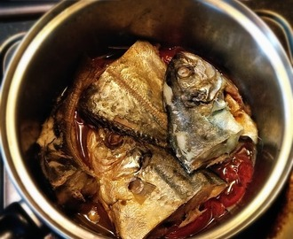 Cooking Pangat na Isda sa Kamatis (Baked Fish Recipe)