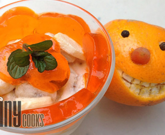 ORANGE FLUFF JELLY SALAD