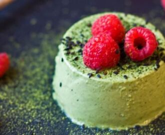 Recept: Matcha Cotta