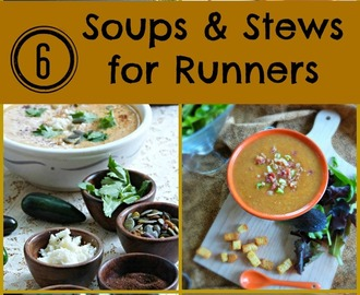 6 Soups for Runners + Spartan Race #Giveaway