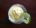 Mango Lime Lassi - A refreshing and healthy drink