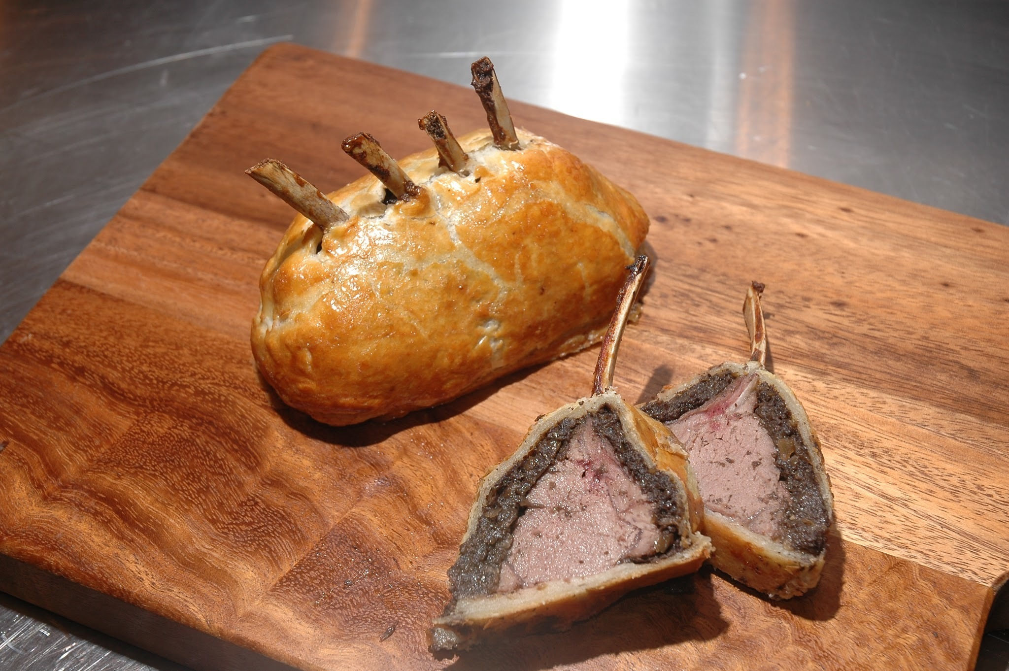 Rack of Fallow Deer 'Wellington'