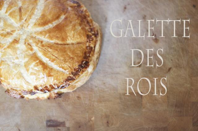 A Galette for a King