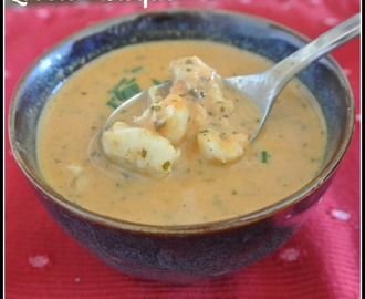 Crock-Pot Lobster Bisque