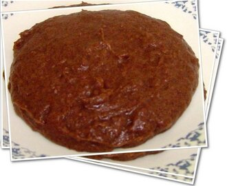 Kali - Ragi Pudding