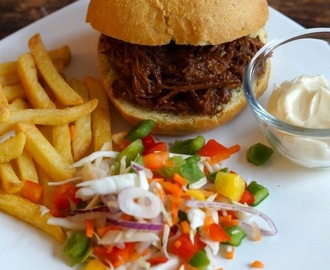 Pulled pork met Procureur