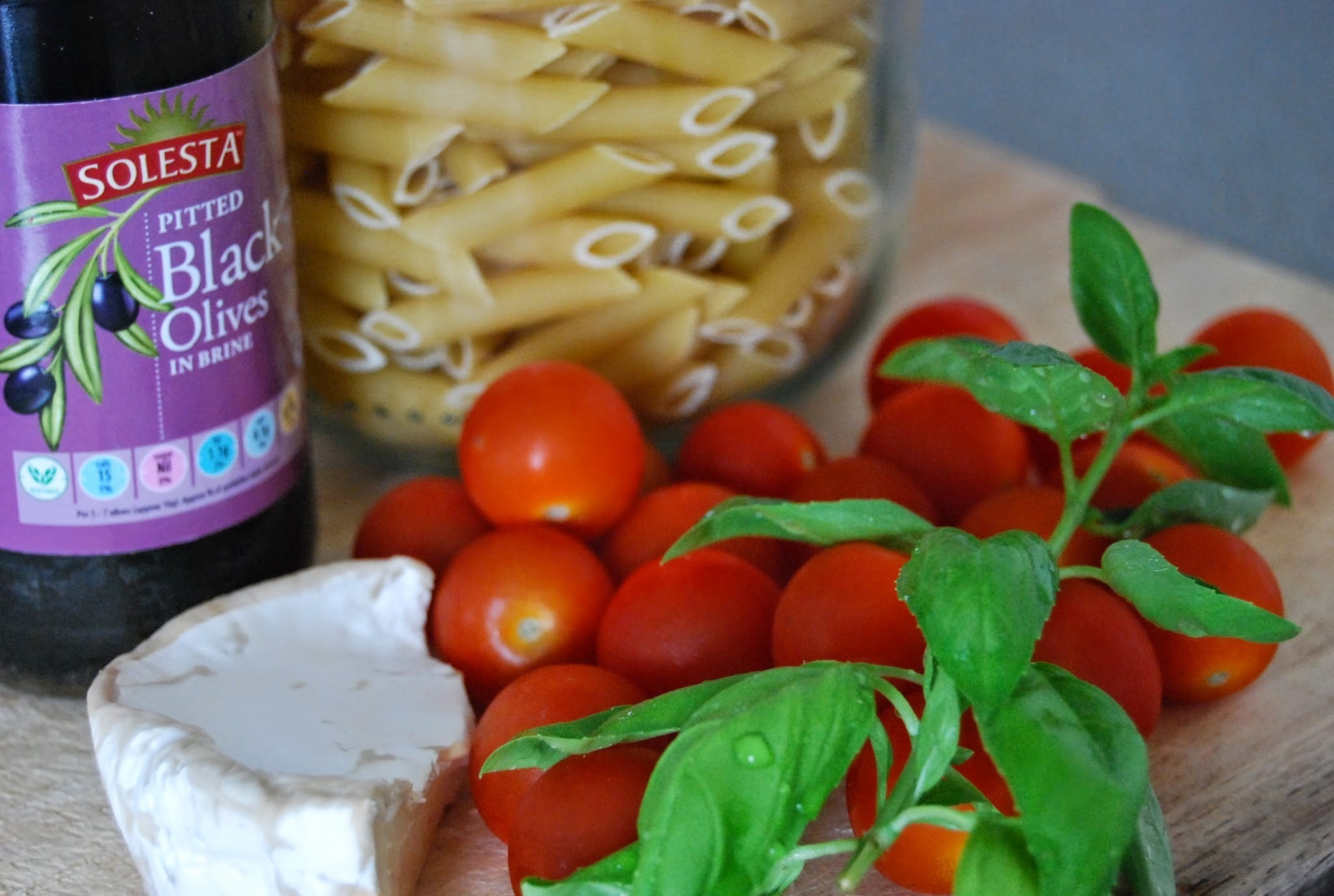Recipe 29 Pasta with Tomatoes and Goats Cheese Recipe review