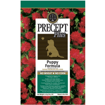 Precept Plus Puppy 12kg