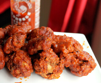 Spicy Rooster Wings