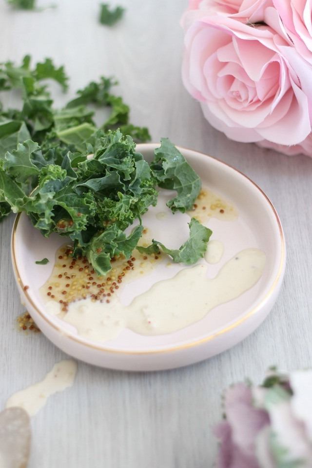 Two simple salad dressing recipes | Healthy tahini dressing and honey mustard dressing