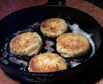 Halibut Fish Cakes
