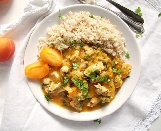 Apricot Chicken Stew