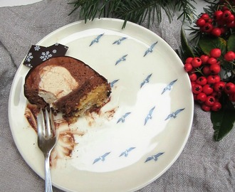 CHOCOLATE & CHESTNUT BÛCHE DE NOËL + A GIVEAWAY