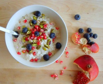 Berlin: Bircher Muesli
