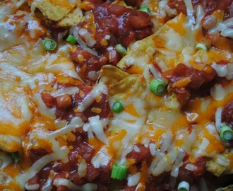 Simple fully loaded nachos recipe for students