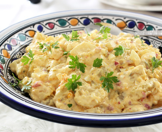 Authentic Texas Potato Salad
