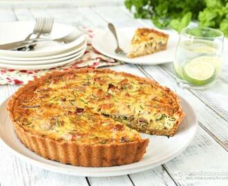 Pork & Egg Pie