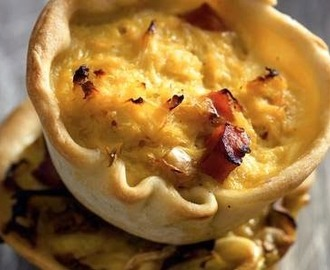 Kliekipedia: mini kliekjes quiches