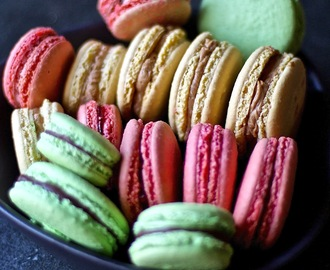 MACARON PART II : THE RECIPE