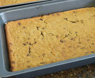 Genius Chocolate-Chip Blondies
