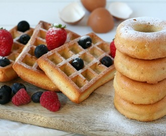 RECEPT: Surinaamse eksi kuku (muffins, donuts, wafels) - This Girl Can Cook