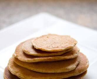 Recipe: Make Ahead Pancakes (and Pancake Mix)