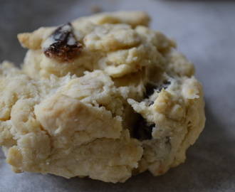 Eat, Write, Retreat Culinary Challenge: Fig and Rosemary Scones.