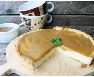 Toffee Cheese Pie