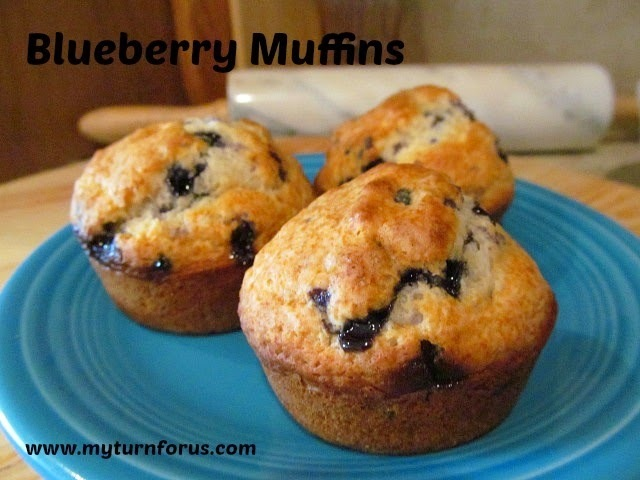 Cookbook For Muffins
