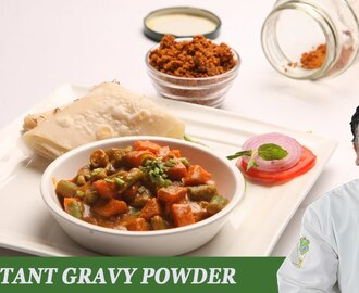 INSTANT GRAVY POWDER
