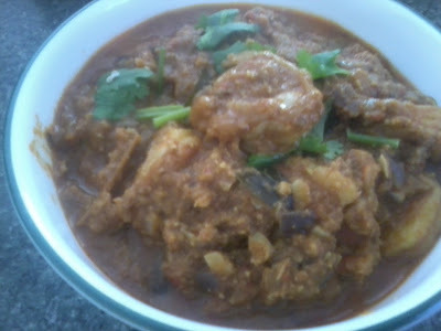 Prawn Curry/kootu