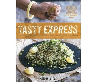 Kookboek Tip Tasty Express van Sneh Roy