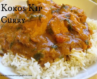 Comfort Food: Kokos Kip Curry