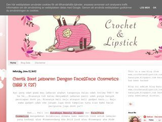 Crochet and Lipstick