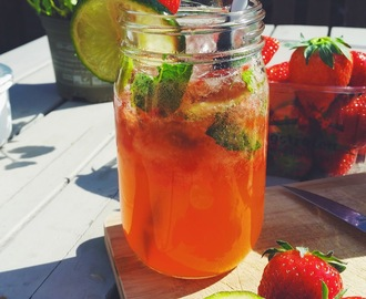 Strawberry Mojitonade