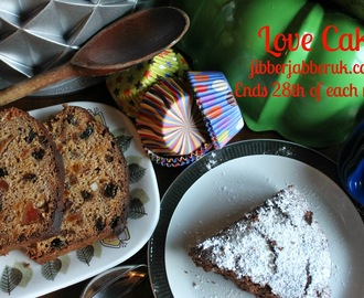 Love Cake - August 2014