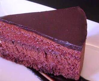 Perfect Chocolate Cake (Recipe)