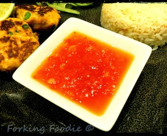 Sweet Chilli Sauce - includes Thermomix method