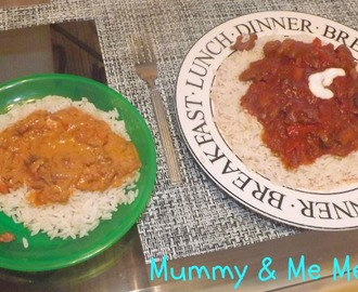 Mummy & Me Meals: Beef Curry