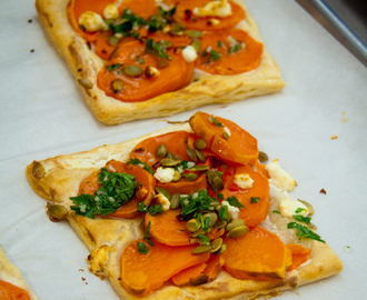 Les Petits Chefs cook the books: Sweet Potato Galette from Ottolenghi The Cookbook