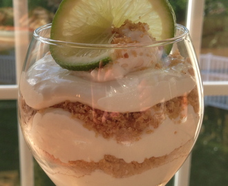 Key Lime Mousse Parfait....Yes, More Please!