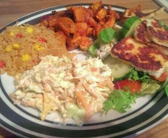 Recipe: Slimming World Nandos Style Fakeaway