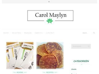 Carol Maylyn | This WordPress.com site is the cat's pajamas