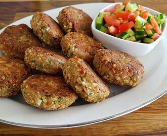Healthy Tuna Patties