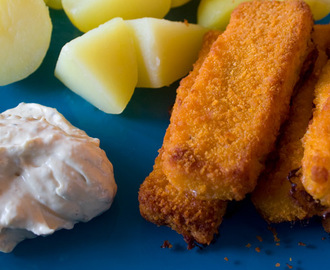 Selbstgemachte Remoulade