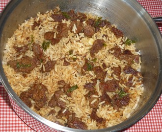 ARROZ CARRETEIRO  SUPER DELICIOSO...