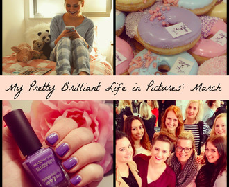 My Pretty Brilliant Life in Pictures: Maart 2015